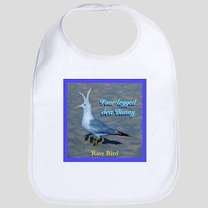 Four Legged Sea Bunny Bird Bib