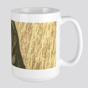 rustic country Labrador dog Mugs