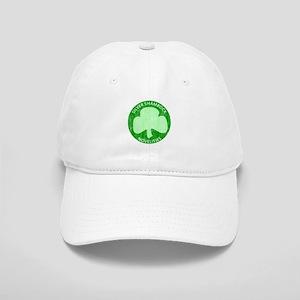 Silver Shamrock Cap