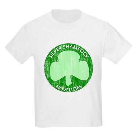 Silver Shamrock T-Shirt