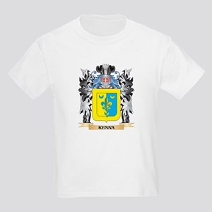 Kenna Coat of Arms - Family Crest T-Shirt