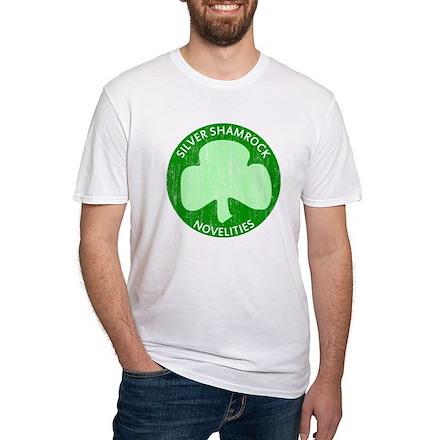 Silver Shamrock Shirt