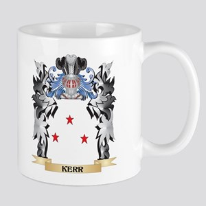 Kerr Coat of Arms - Family Crest Mugs