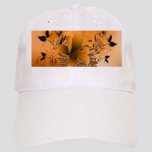 Amazing flowers in soft colors Baseball Cap