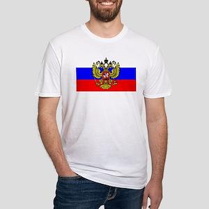 Flag of Russia - Trikolor T-Shirt