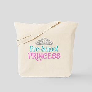 Pre-School Princess Tote Bag