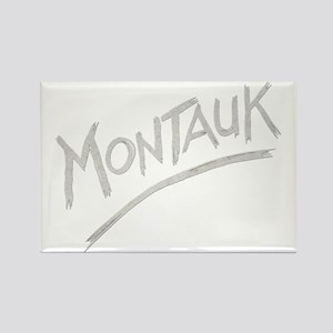 Montauk Rectangle Magnet