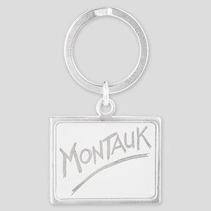 Montauk Landscape Keychain
