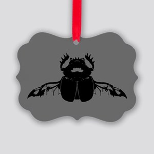 Scarab Beetle Ornament