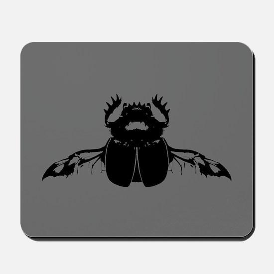 Scarab Beetle Mousepad
