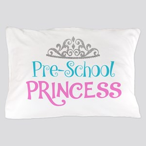 Pre-School Princess Pillow Case