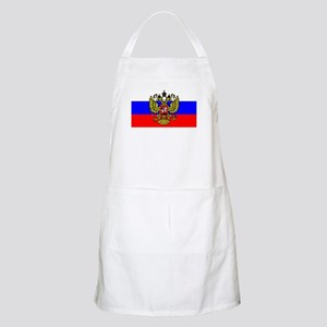 Flag of Russia - Trikolor Apron