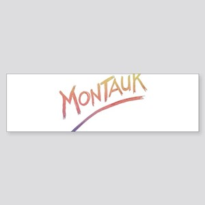 Montauk Bumper Sticker