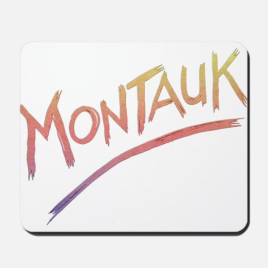 Montauk Mousepad