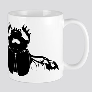 Scarab Beetle Mugs