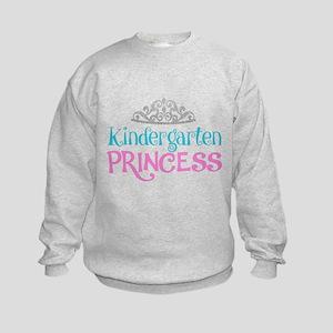 Kindergarten Princess Kids Sweatshirt