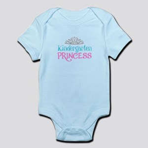 Kindergarten Princess Body Suit