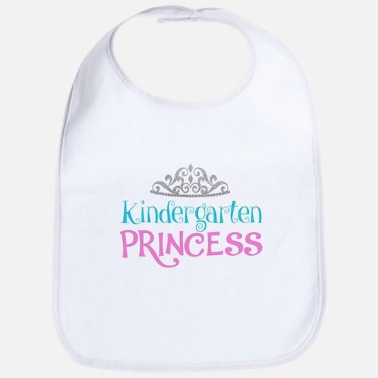 Kindergarten Princess Bib