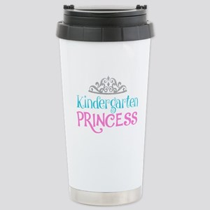 Kindergarten Princess Stainless Steel Travel Mug