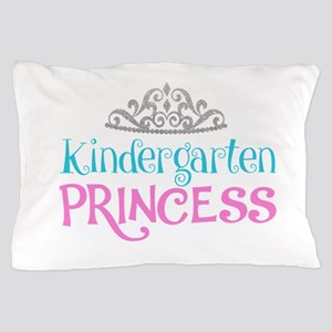 Kindergarten Princess Pillow Case