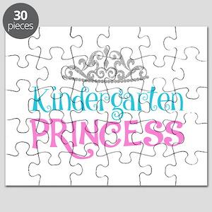Kindergarten Princess Puzzle