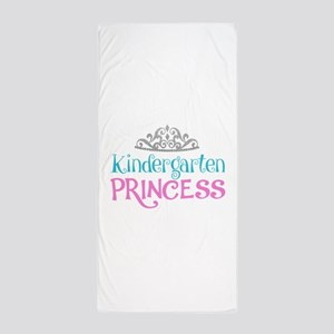 Kindergarten Princess Beach Towel