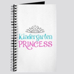 Kindergarten Princess Journal