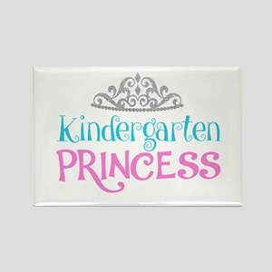 Kindergarten Princess Magnets