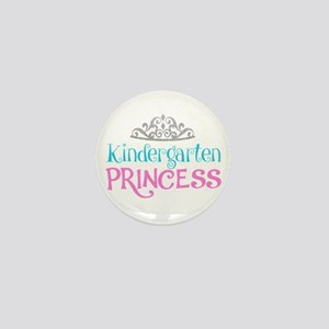 Kindergarten Princess Mini Button
