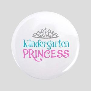 Kindergarten Princess Button