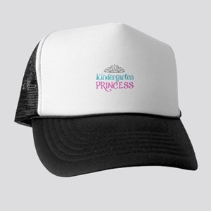 Kindergarten Princess Trucker Hat