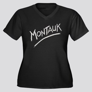 Montauk Plus Size T-Shirt