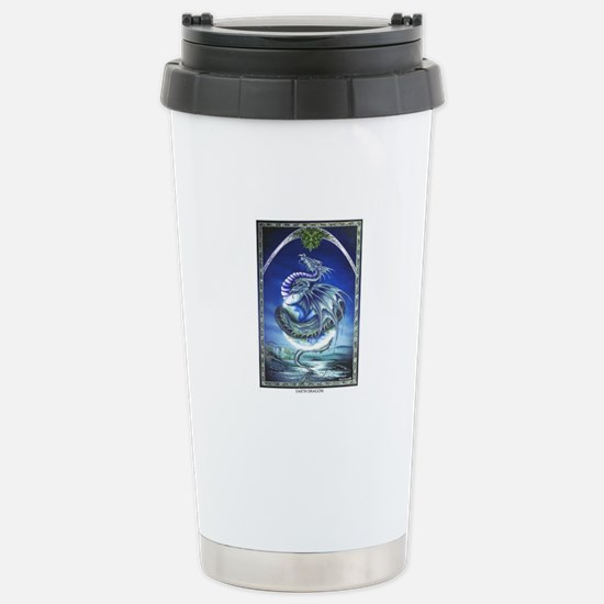 Earth Dragon Stainless Steel Travel Mug
