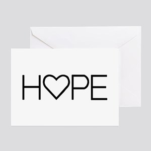 Home (simple) Greeting Cards