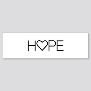 Home (Simple) Bumper Sticker