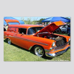 1956 Chevrolet Postcards (Package of 8)