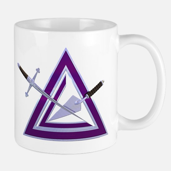 Cryptic Masonry Mugs