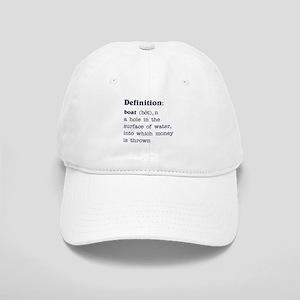 Boat Definition Cap