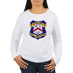 USS HOEL Women's Long Sleeve T-Shirt