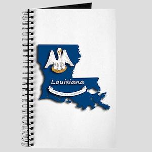 Louisiana State Pelican Flag Journal