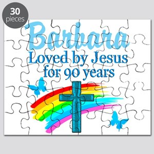 GLORIOUS 90TH Puzzle