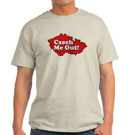 Czech Me Out! Light T-Shirt
