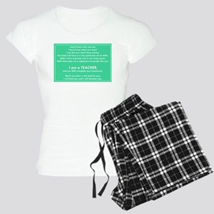 I will find you Do Your Hom Women's Light Pajamas