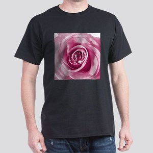 trendy bling on rose pink T-Shirt