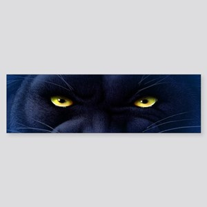 Panther Bumper Sticker