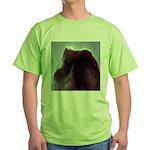 Horse Head Nebula Green T-Shirt