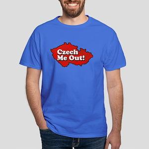 Czech Me Out! Dark T-Shirt