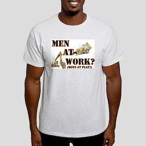 Heavy Equipment Light T-Shirt