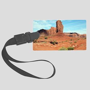 Monument Valley, Utah, USA 8 Large Luggage Tag
