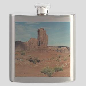 Monument Valley, Utah, USA 8 Flask